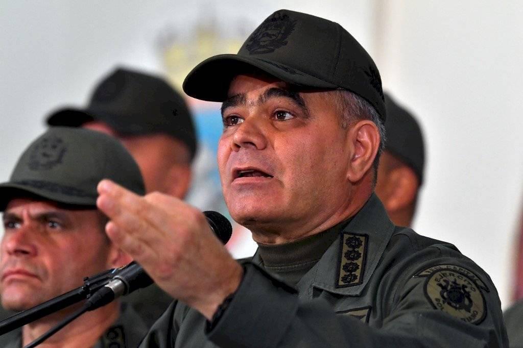 Vladimir Padrino, ministro de Defensa de Venezuela
