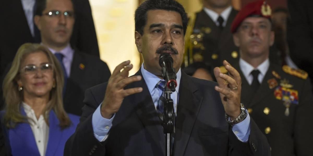 """Maduro acusa a jefe del Comando Sur de EE. UU. de intentar """"sembrar intrigas"""" entre militares"""