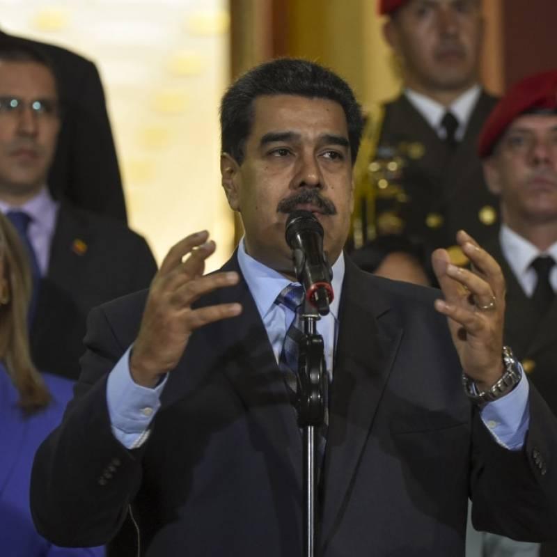 Estados Unidos sanciona al hijo de Nicolás Maduro