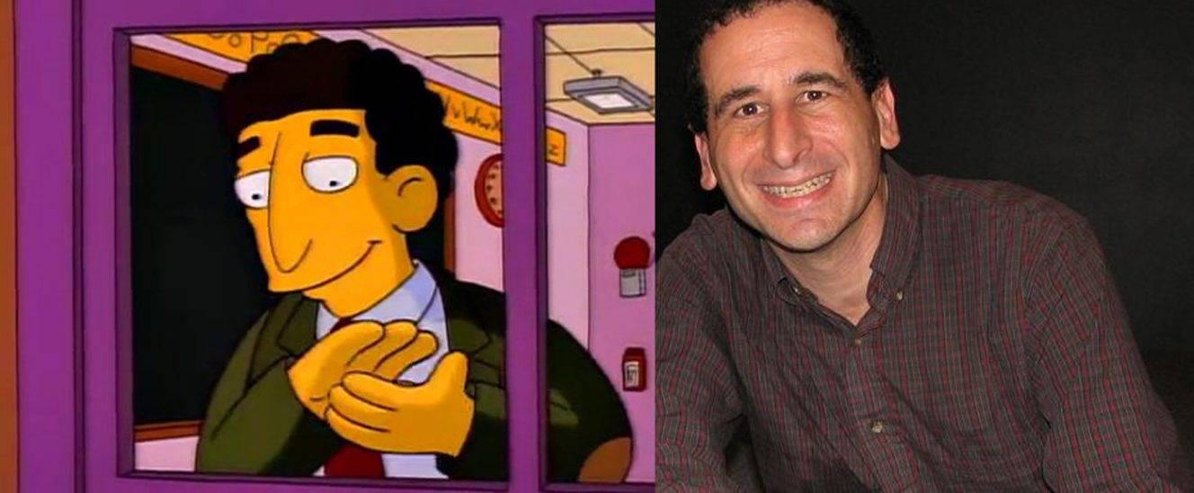 Conocido guionista de Los Simpson vendrá a Chile a presentar nuevo libro