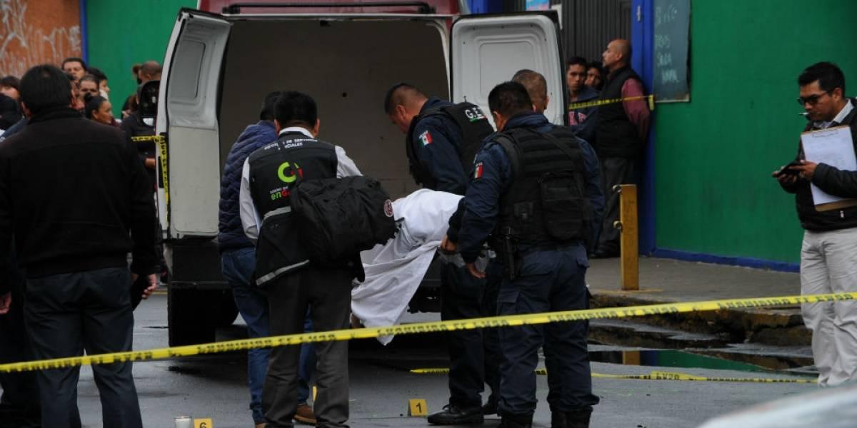 Fallece niño de 8 años herido durante balacera en primaria de Neza