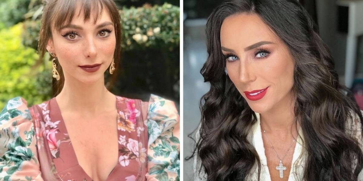 Inés Gómez Mont y Natalia Téllez pelean en programa de televisión