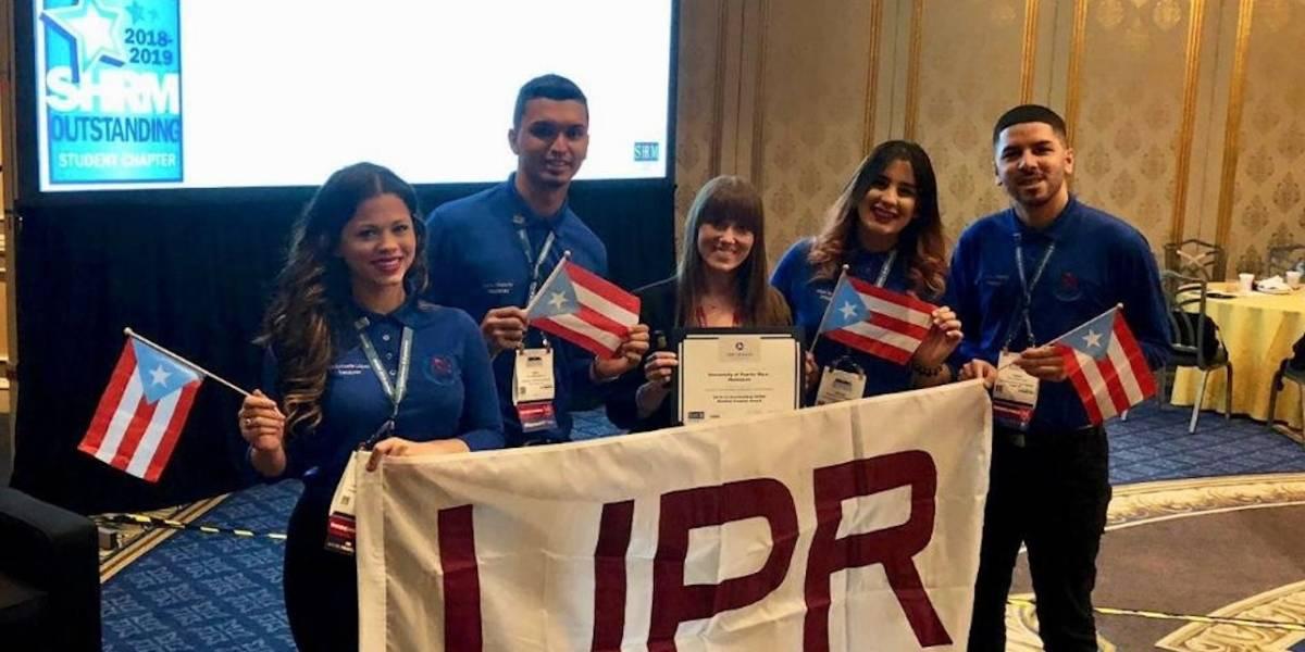 Estudiantes UPR Humacao ganan máximo premio en competencia en Las Vegas