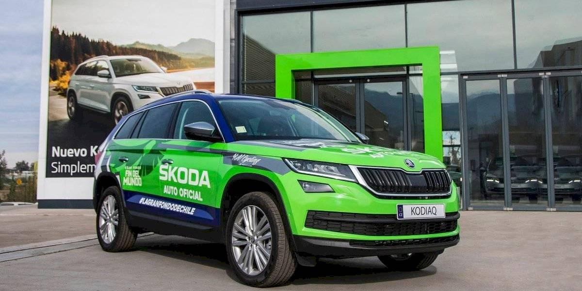 Skoda vuelve a las raíces y se une al Gran Fondo del Fin del Mundo