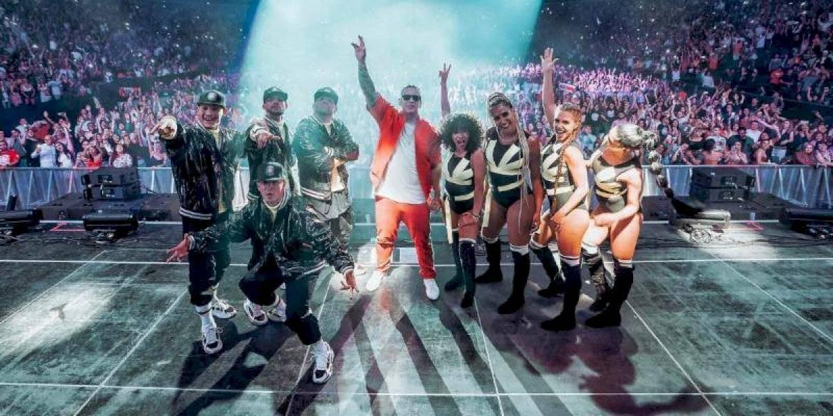 Daddy Yankee, primer artista urbano en agotar el O2 Arena de Londres