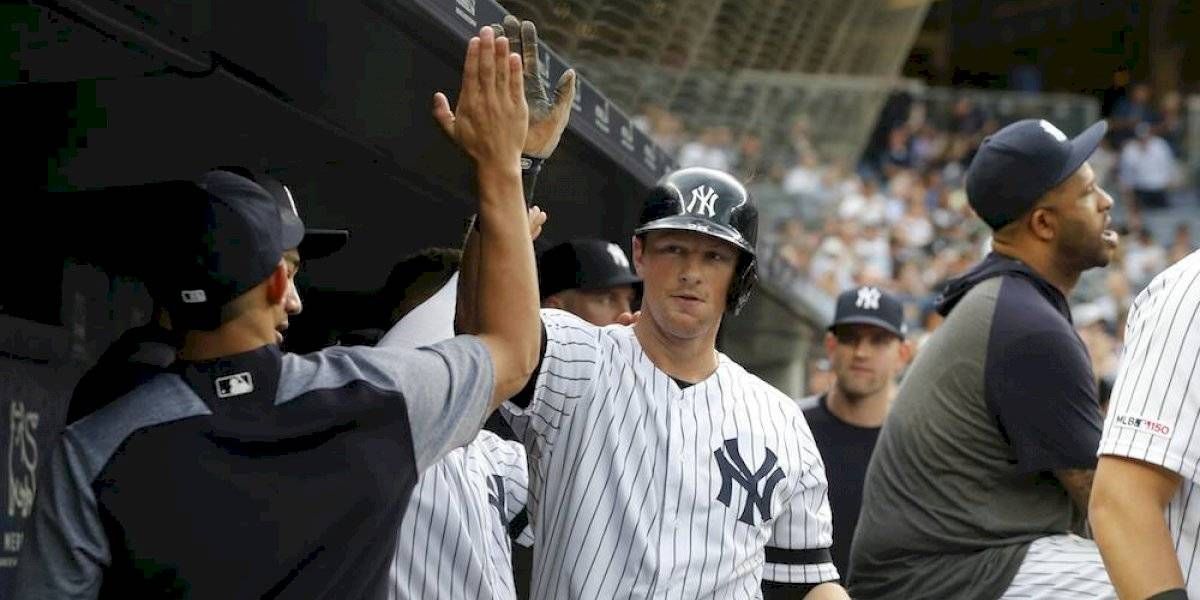 MLB: ¡Bombarderos! Yankees impone marca de cuadrangulares