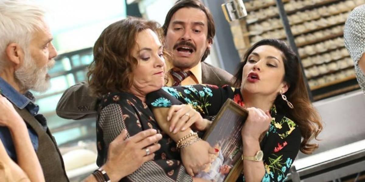 """Canal 13 programa de manera sorpresiva el preestreno de """"Amor a la Catalán"""" luego de Chile-Argentina"""