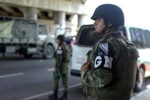 Guardia Nacional prepara su llegada a Jalisco este lunes