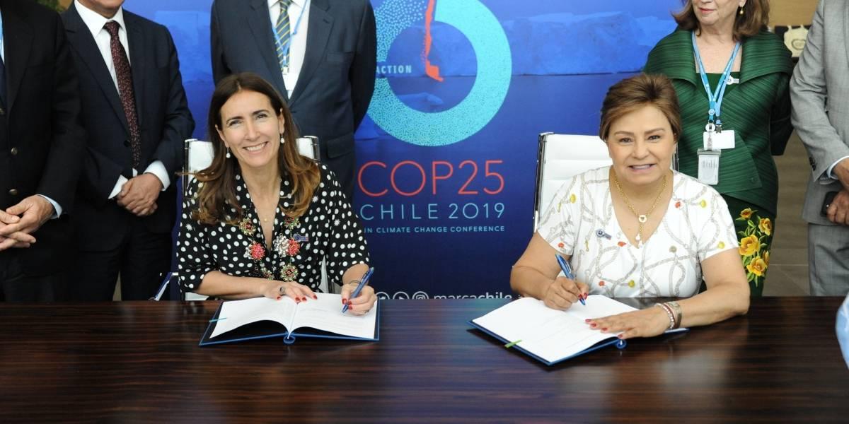 Chile se prepara para albergar la conferencia del cambio climático COP25