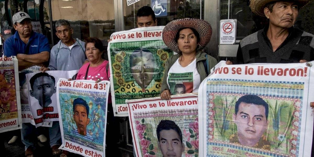 Crean la Unidad Especial de Investigación del caso Ayotzinapa