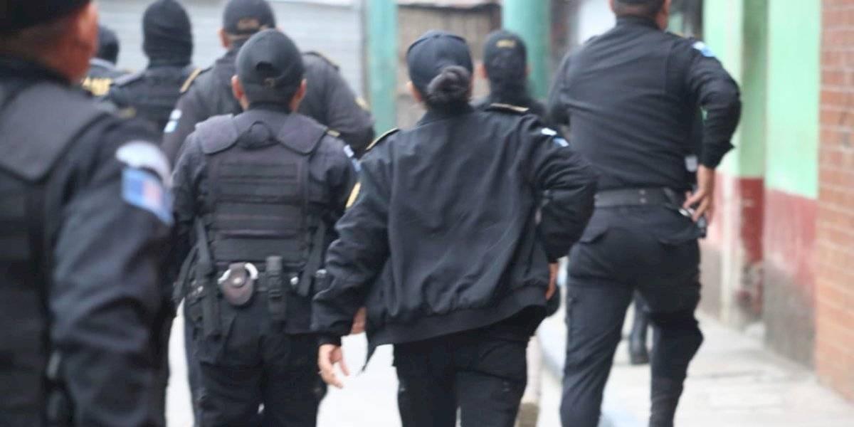 Fiscalía contra la Corrupción realiza operativo en Zacapa