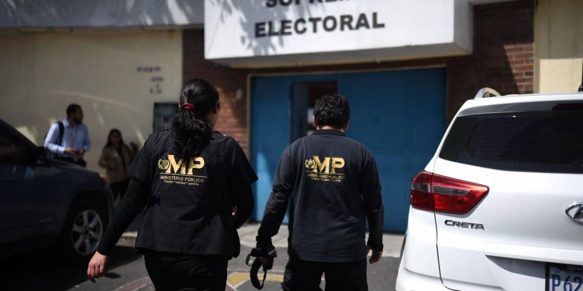 Designan juzgado para conocer investigación relacionada con elecciones