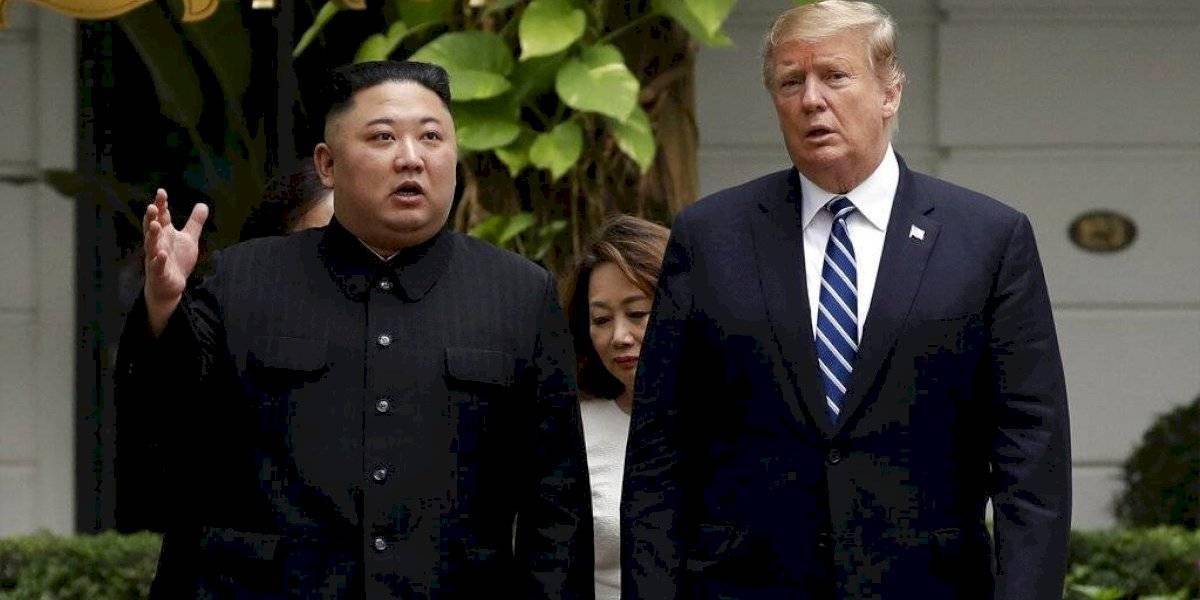 Estados Unidos y Norcorea en conversaciones para tercera cumbre