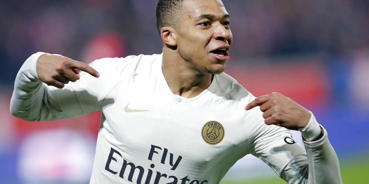 Mbappé quiere jugar en la Eurocopa y Tokio en 2020