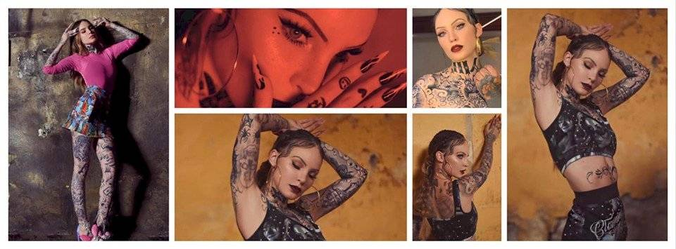 Belinda Tatuaje