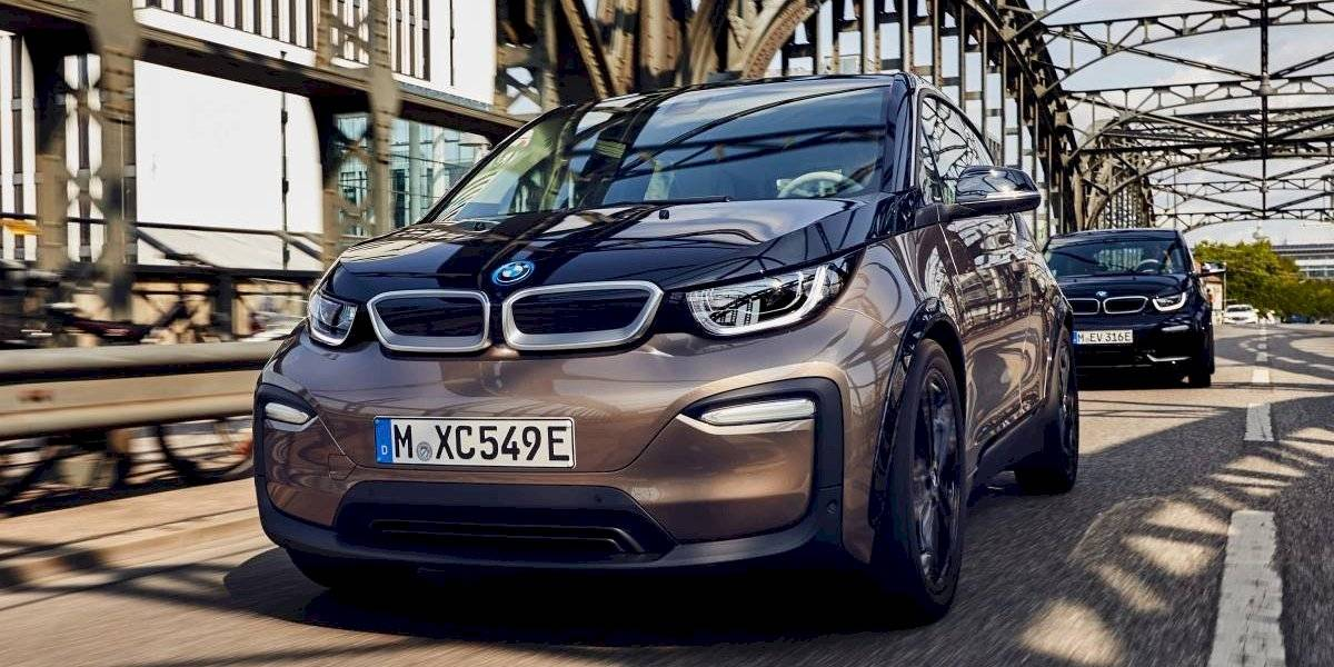 Los exitosos números del i3 que tiene orgulloso a BMW