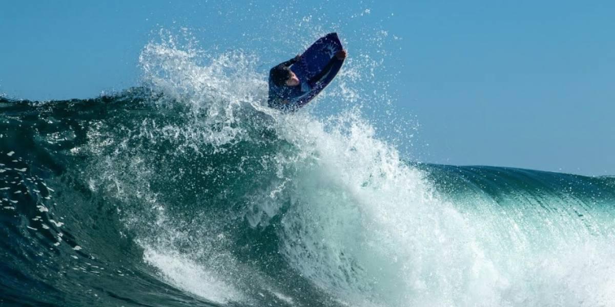"""La peligrosa ola de La Punta 2 cobró dos """"víctimas"""" en el Bellavista Bodyboard Pro 2019"""