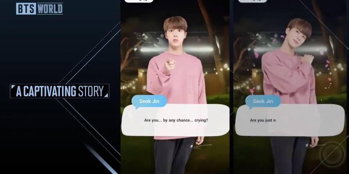 Finalmente, saiu! O jogo 'BTS World' já está disponível