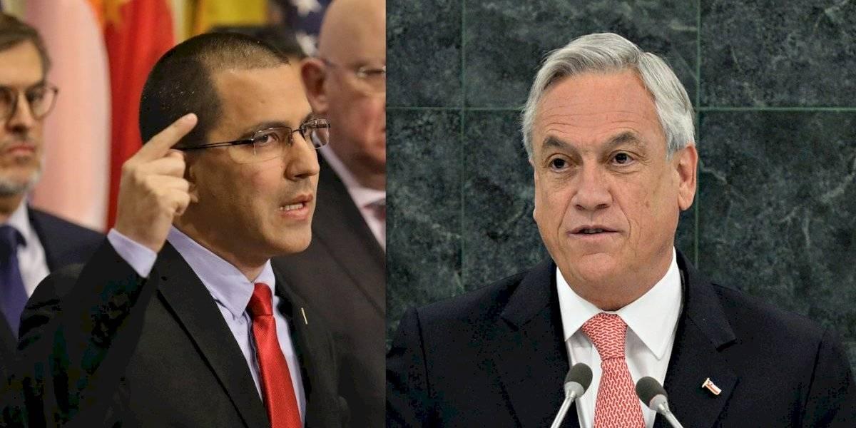 """""""Lamentamos la manipulación inhumana"""": Venezuela responde fuertemente a Piñera por caso de compatriota que necesita trasplante en Caracas"""