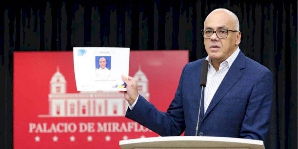 Venezuela asegura que frustró intento de golpe de Estado financiado por Chile