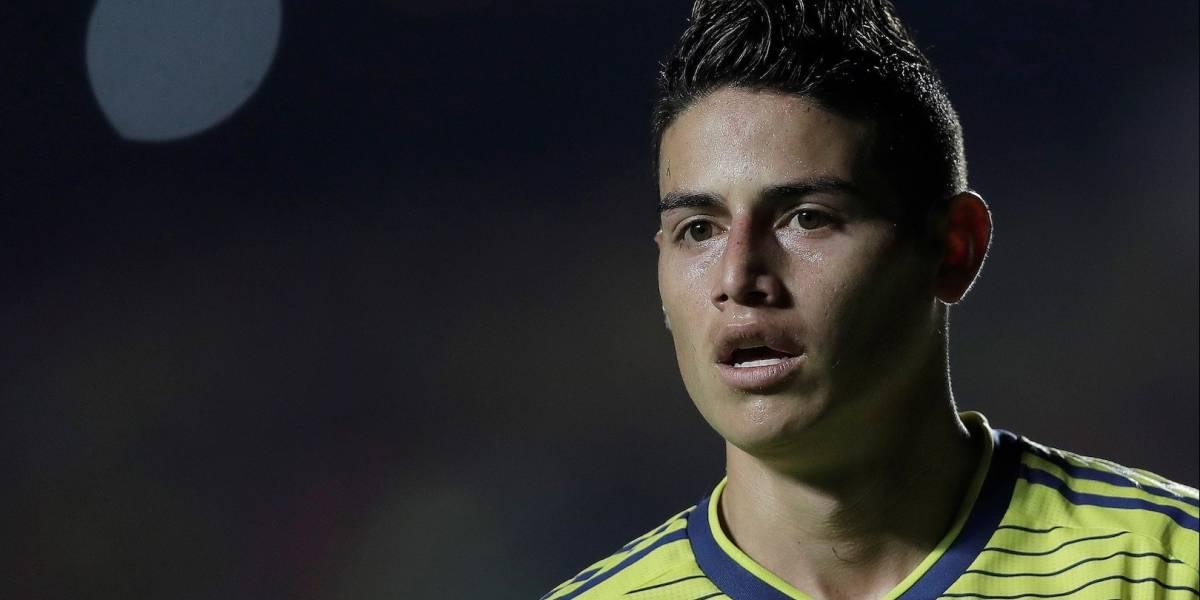 ¡Y eso que no contarán con él! El milagro que espera hacer Real Madrid con James Rodríguez