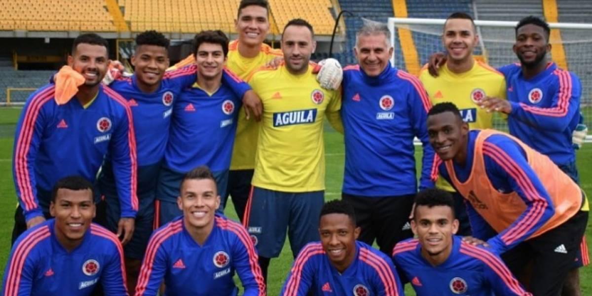 El jugador de la selección Colombia que llegó a Atlético Nacional para pelear por el título