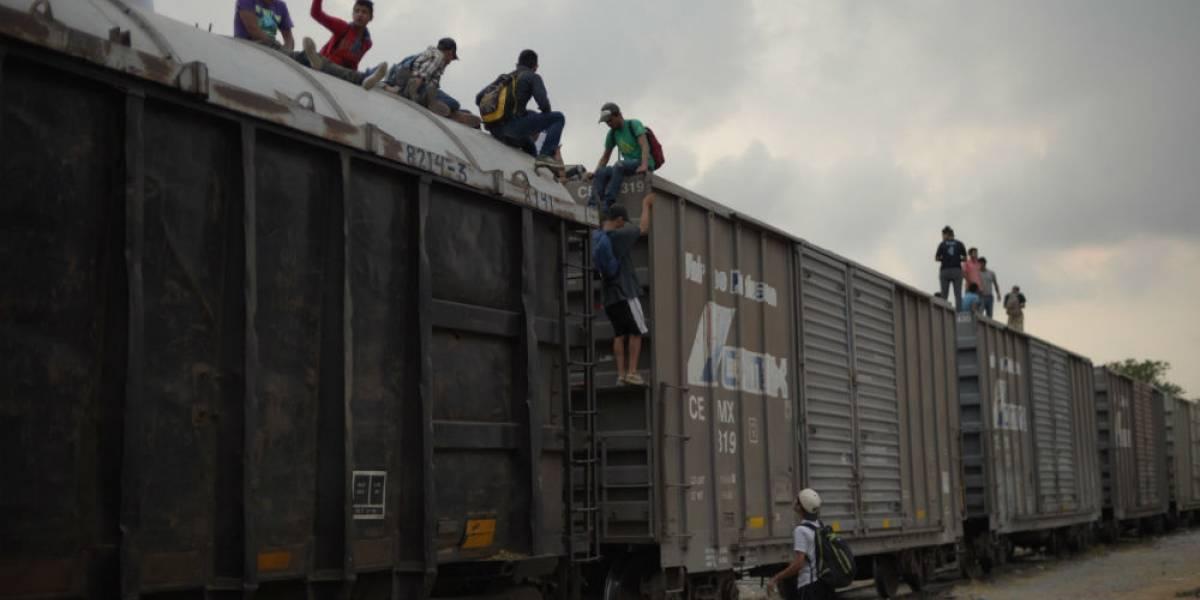 Muere migrante hondureña arrollada por tren en Hidalgo