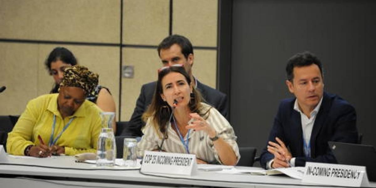 COP 25: Chile y la ONU hacen un llamado a tomar decisiones