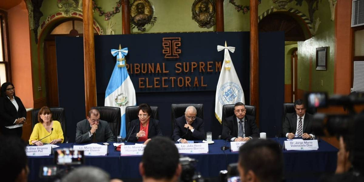"""TSE analizará denunciar a quienes señalan """"fraude"""""""