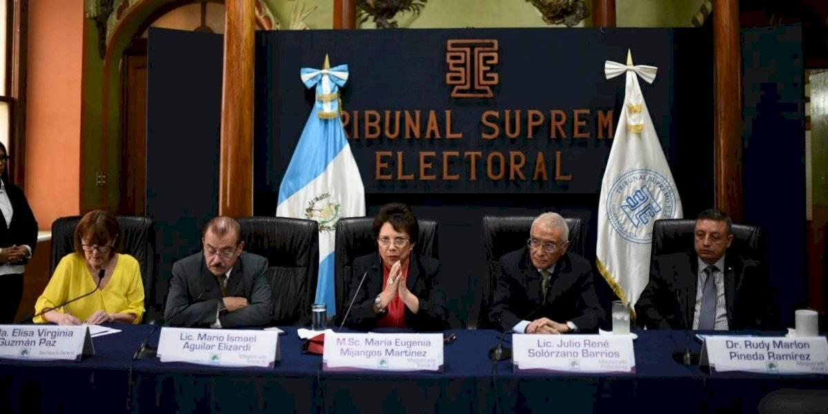 TSE respalda diligencias del MP sobre proceso electoral y asegura que colaborará