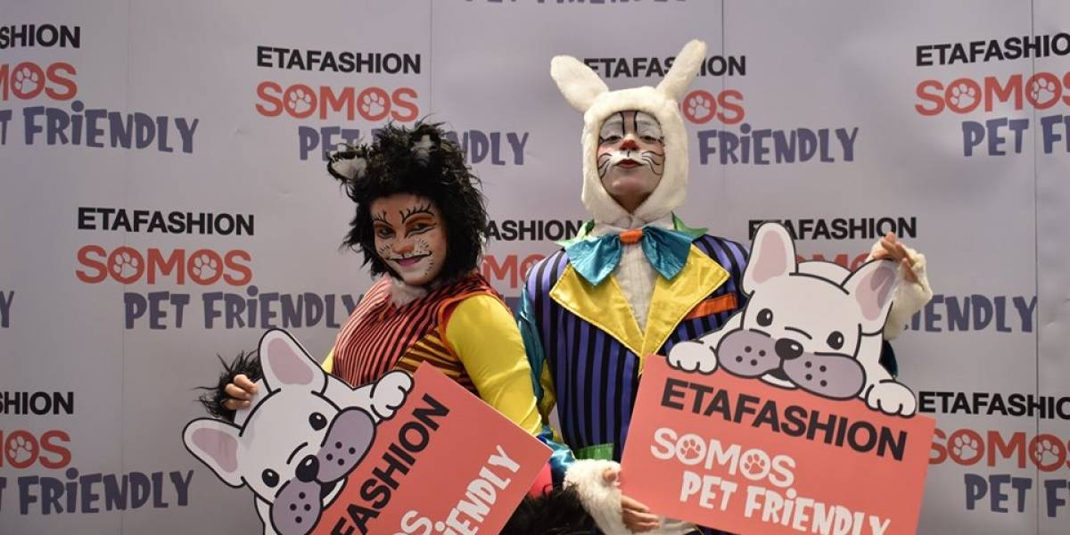Etafashion es la primera tienda de moda Pet Friendly del Ecuador