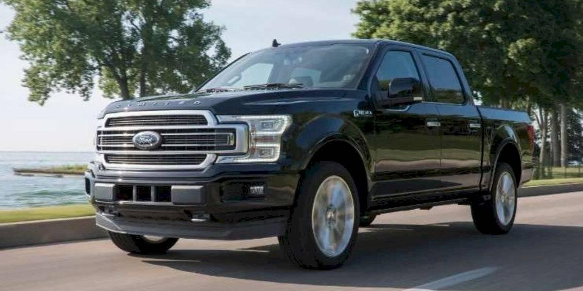 Ford se destaca con el F-150 en las pruebas de seguridad del IIHS