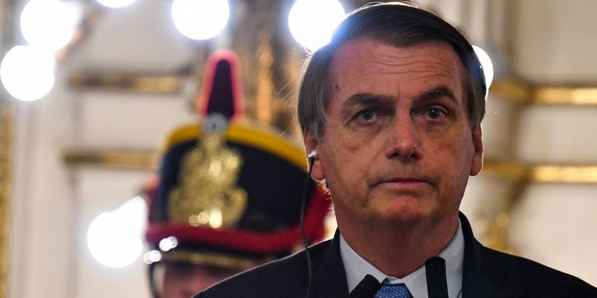 Bolsonaro pone en deuda la voluntad de Macron para ayudar al Amazonas