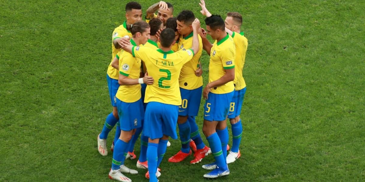 Brasil quiere hacer valer su localía ante el efectivo Paraguay en cuartos de final de Copa América