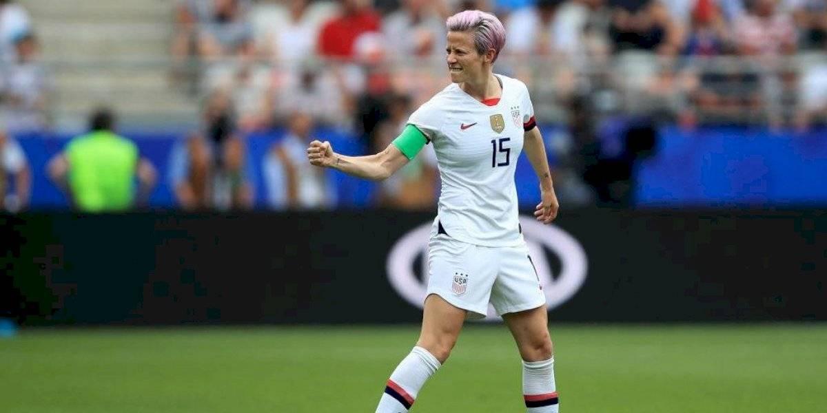 """Capitana de Estados Unidos no tiene dudas si salen campeonas: """"No iré a la puta Casa Blanca"""""""
