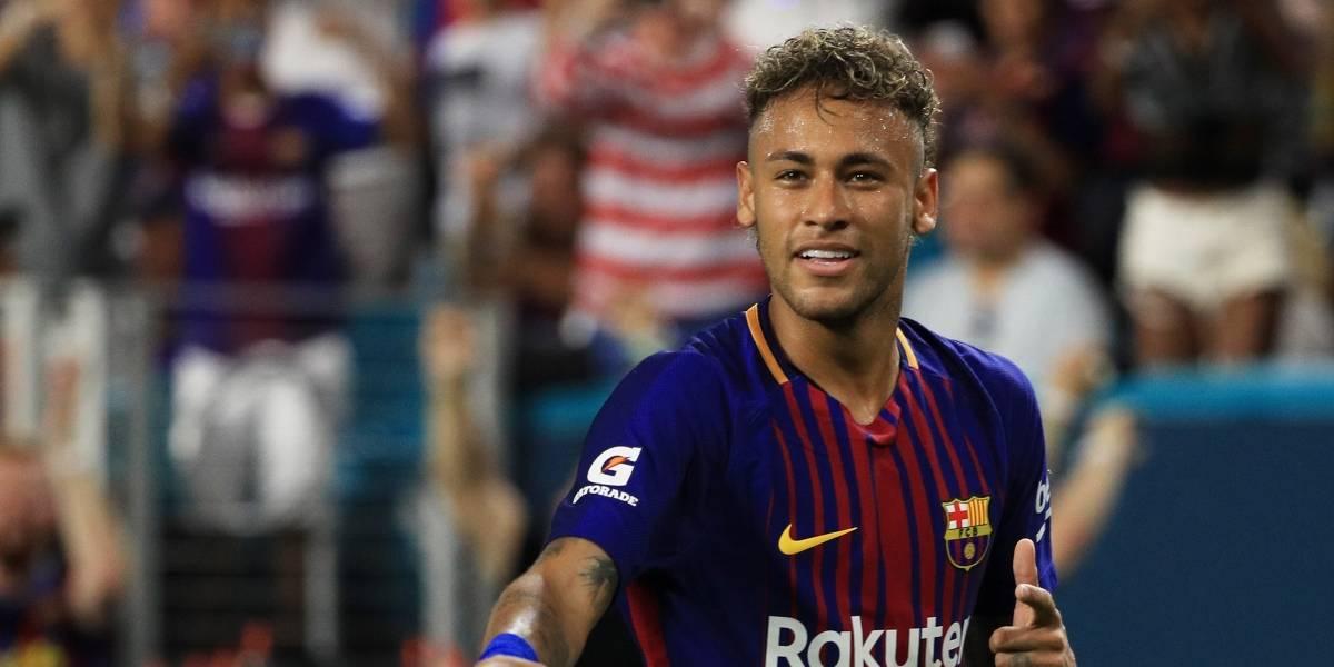 Barcelona intensifica negociações com PSG para ter Neymar