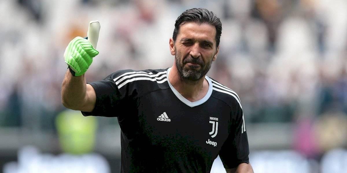 Buffon, cerca de regresar a la Juventus; se encontraría con CR7