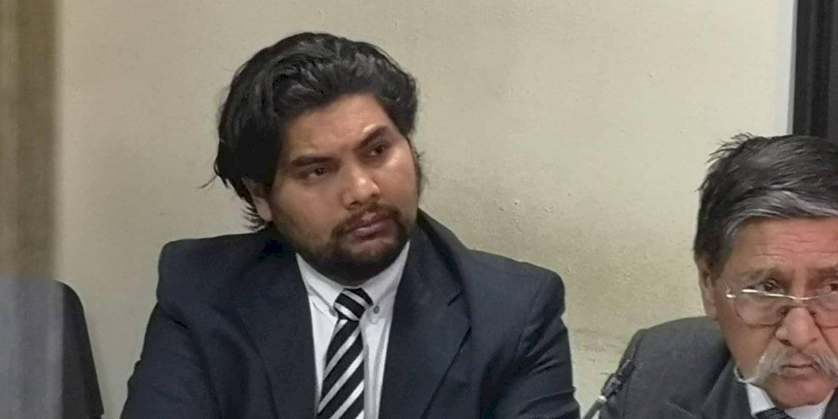 Condenan a cinco años de prisión a implicado en agresión contra Baldetti