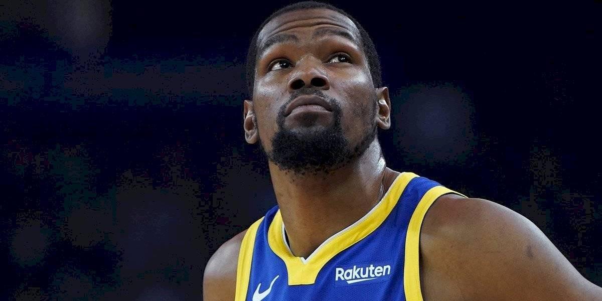 Kevin Durant opta por la agencia libre y provoca una revolución en la NBA