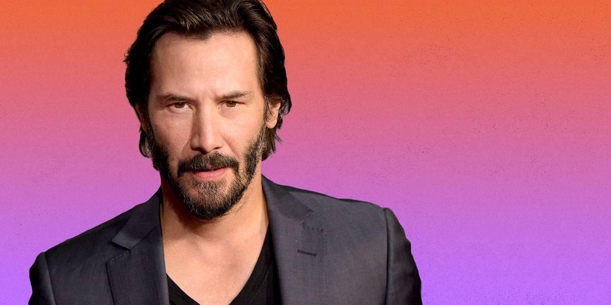 Fans firman petición para que Keanu Reeves sea Persona del Año en TIME