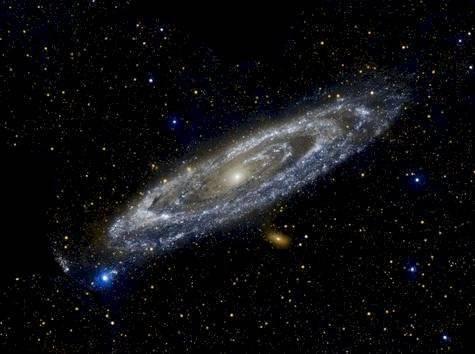 La galaxia Andromeda