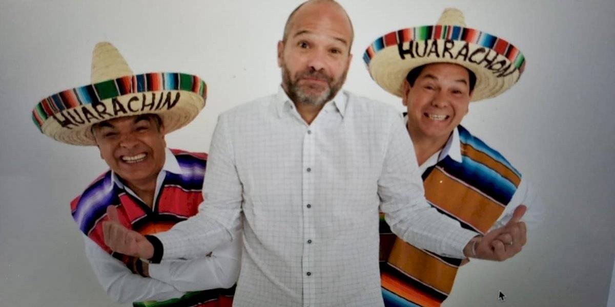 Luis García estrenará programa junto a Huarachín y Huarachón