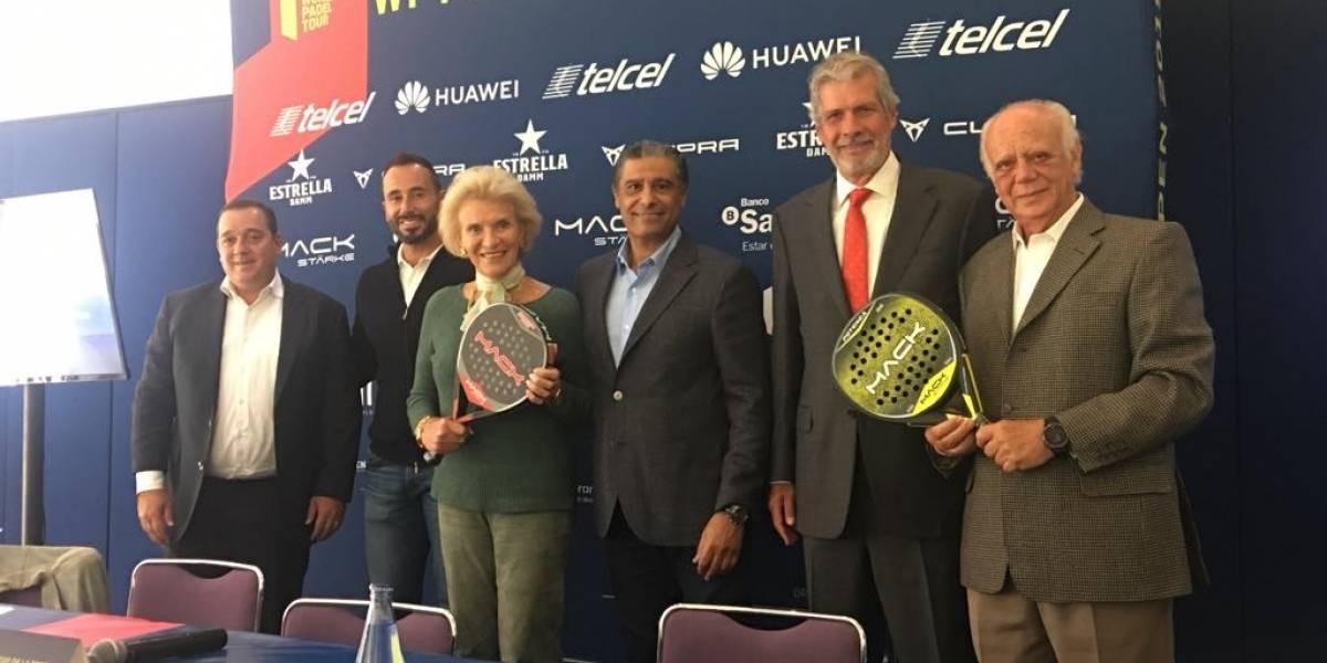México albergará una etapa del World Padel Tour