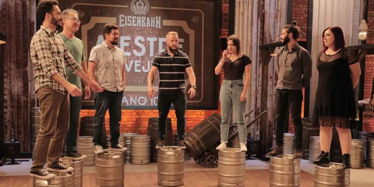 Reality show de cerveja artesanal estreia nova temporada nesta quinta