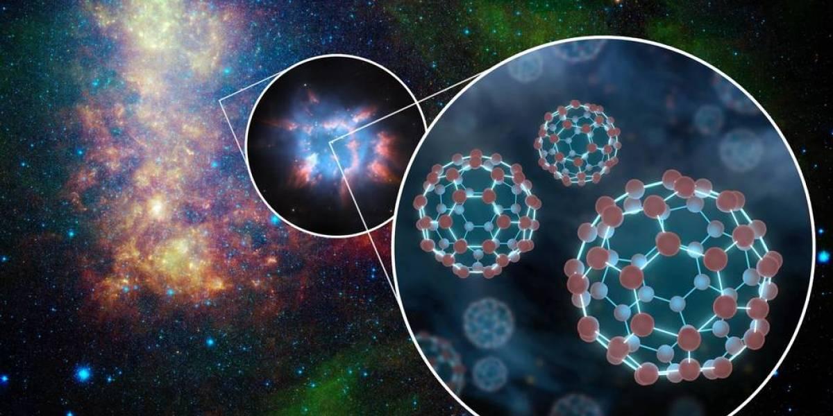 """La pieza clave de un misterio interestelar: qué son los """"balones de fútbol eléctricos"""" descubiertos gracias a la NASA"""