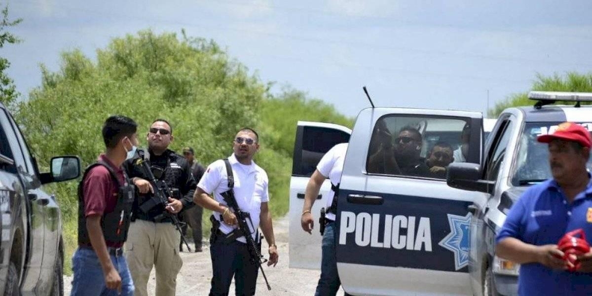 Policía dispara al aire para intimidar a reporteros en Coahuila