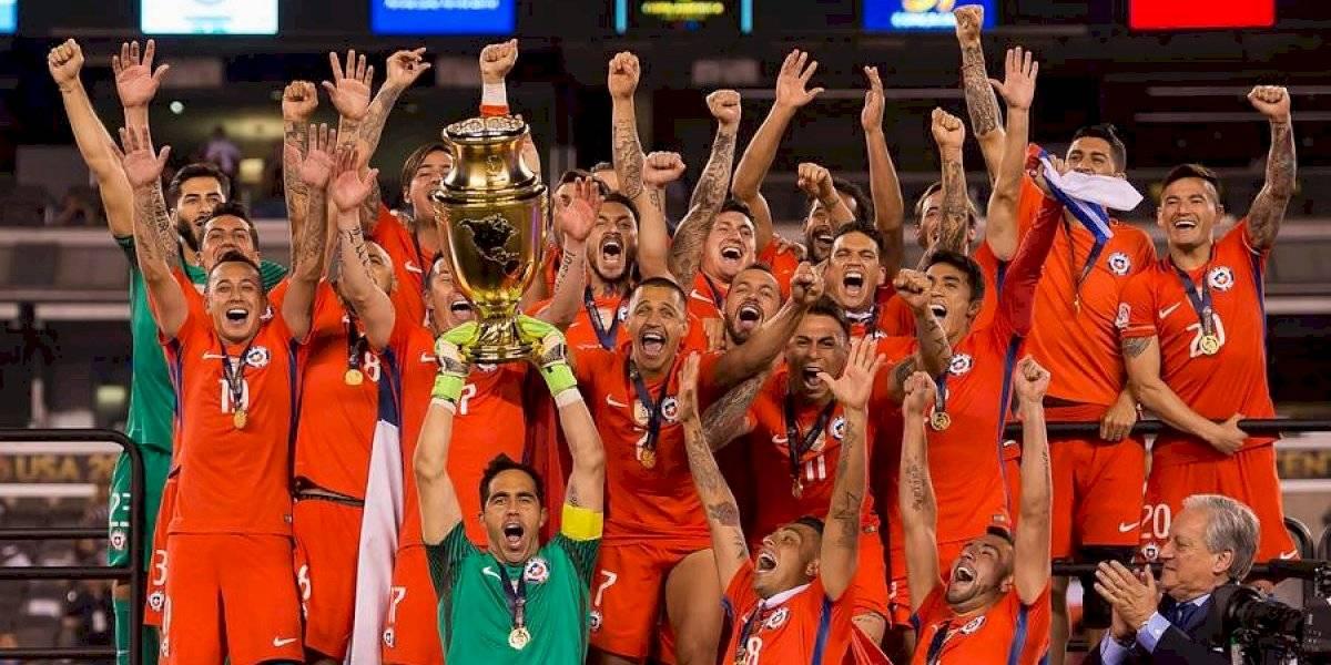 Un nostálgico Claudio Bravo recuerda el título de la Roja en la Copa América Centenario