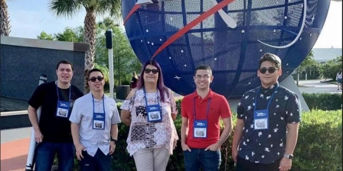 Equipo de robótica de UPR Arecibo brilla en Competencia de la NASA
