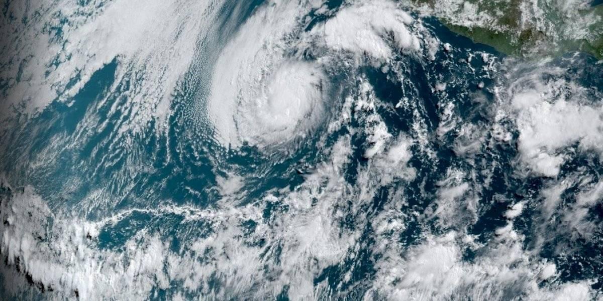 Se forma primera tormenta tropical de la temporada en el Pacífico