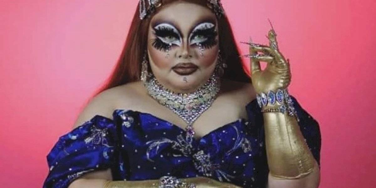 Primera mujer gana 'show' drag y es latina